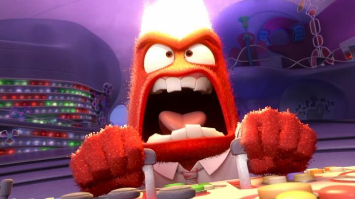 """Tras 5  1/2 años de trabajo, Pixar se emociona con """"Inside Out"""""""
