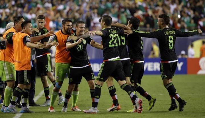 México supera 3-1 a Jamaica y gana su 7ma Copa de Oro