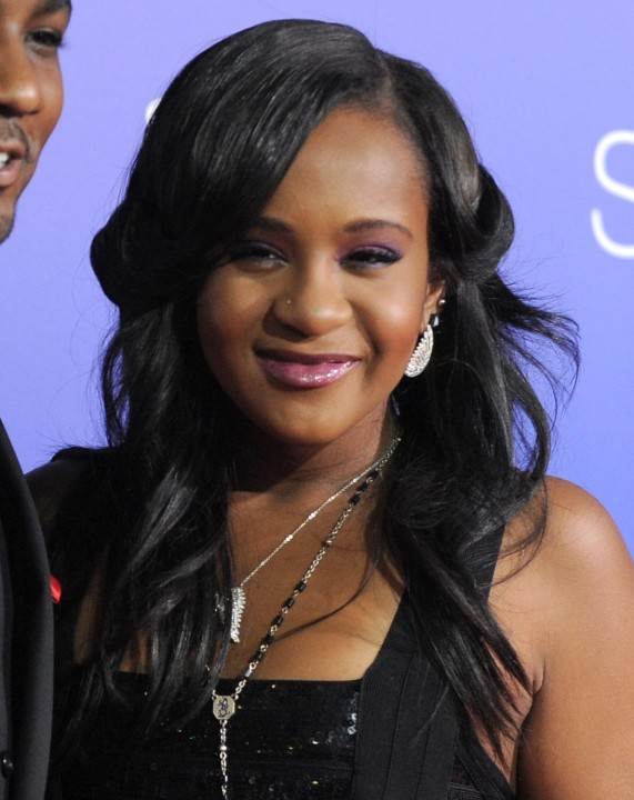 Bobbi Kristina Brown, hija de Whitney Houston, murió